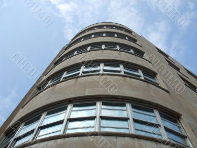 Art Deco Office Building