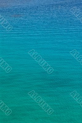 turquois sea