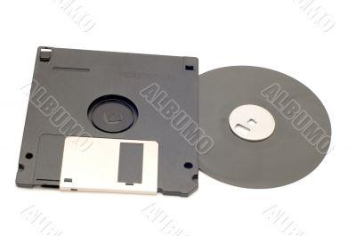 non-assembled disc