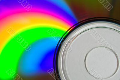 Abstract: Rainbow Disc