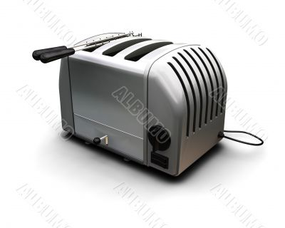 Contemporary toaster