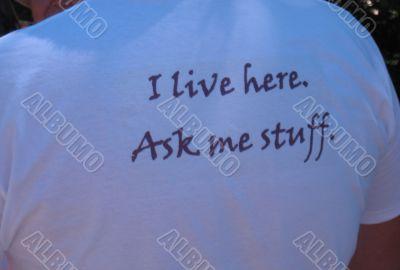ask me stuff
