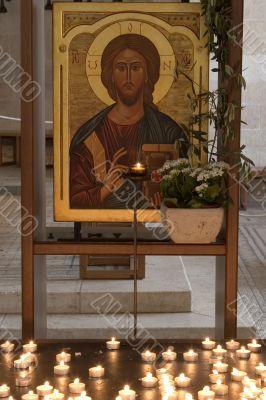 Jesus`s  icon.