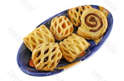 Assorted Danish Pastries 1
