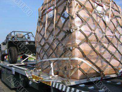 Military cargo