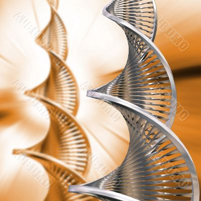 DNA Abstract