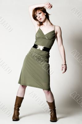 My fashion pose