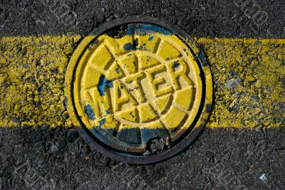 water main hole