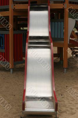 outdoor activity slide