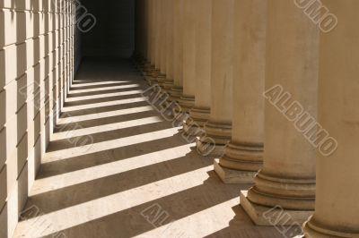 Pillars, Shadows and Light
