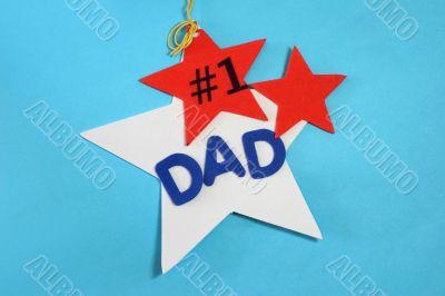Dad Number 1!