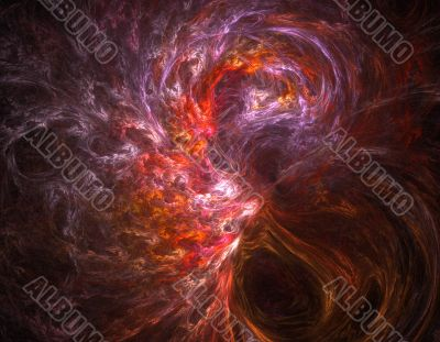 Imaginary Flames