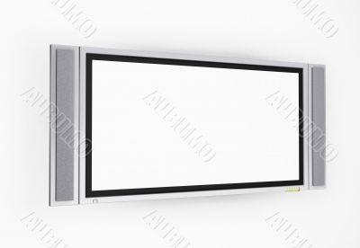 Plasma screen