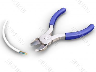 Wire and cutters