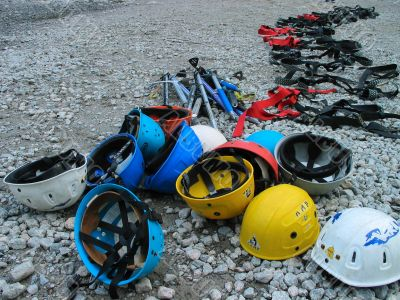 equipment for mountaineering