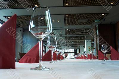arrangements for a banquet