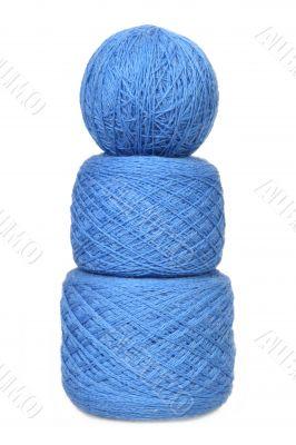 Three balls of a wool