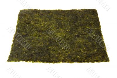 Dry seaweed for sushi