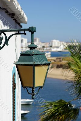 Portuguese lantern.