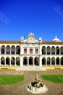 The University of Evora