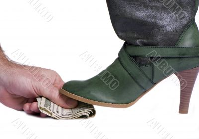 A Paid Boot 2