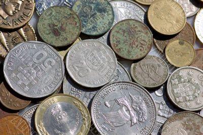 Old currencies