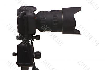 Digital Camera DSLR side shot