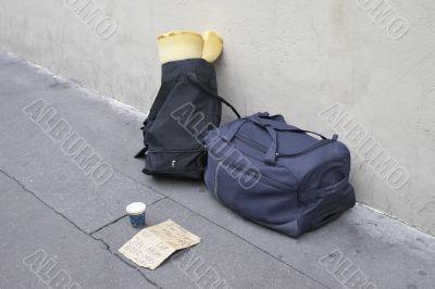 beggar bags