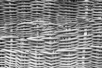 wicker cane texture