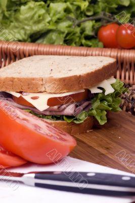 Deli Sandwich 4