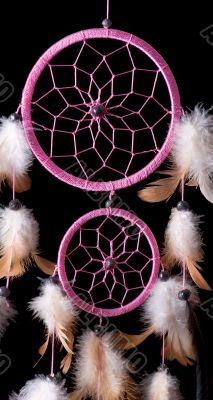 circles of dream catcher