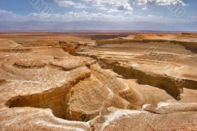 Flat canyons