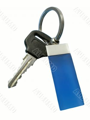 Key of automobile