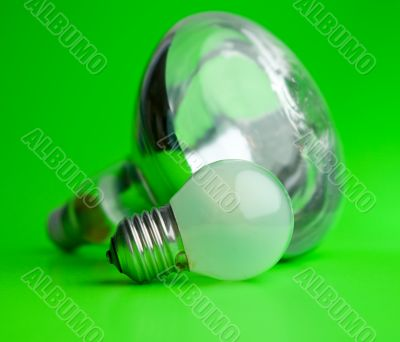 electric bulbs