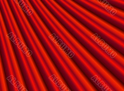 Abstraction drapery background