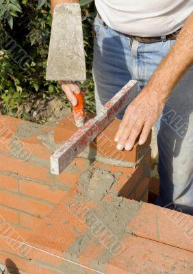 Brick layer 3