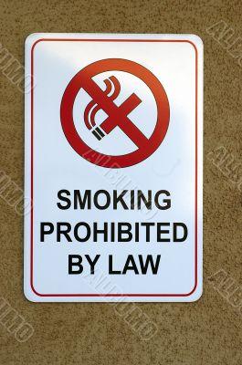 Smoking Signboard