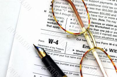 Tax witholding