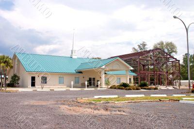 church growth construction