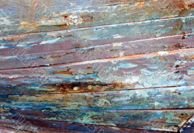 weathered planking background