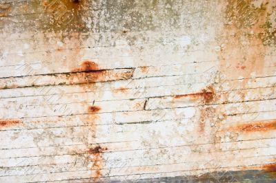 weathered white  planking background