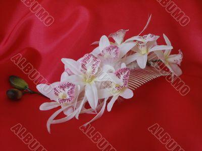 Brides Wedding Comb
