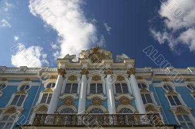 Katherine`s Palace, Tzarskoe Selo (Pushkin), Russia