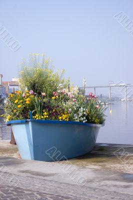 Boat decor