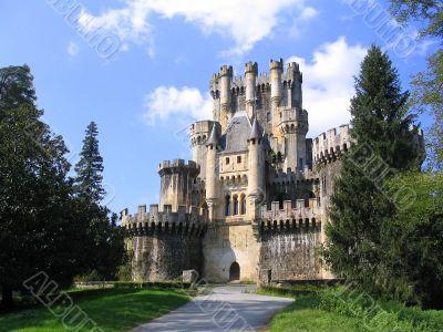 Butron`s Castle