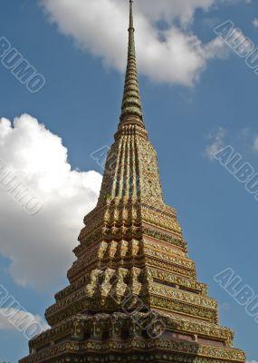Stupa - Grand Palace - Bangkok