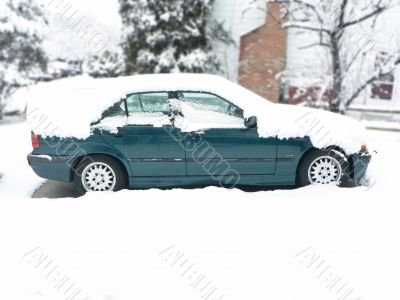 snow covered vehicle 2