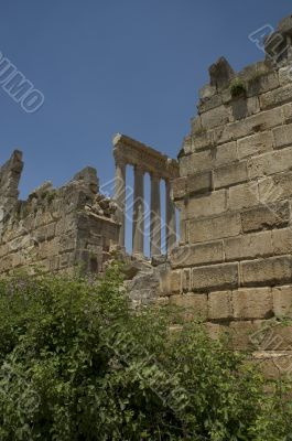 Jupiter Temple, Baalbeck, Lebanon
