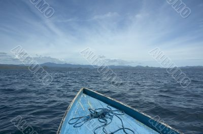 sailing to distant islands