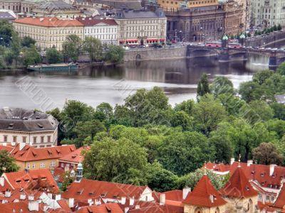 Old city. Prague.